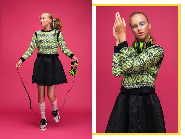 Variegated Hero, Photographed by Attila Olah, styled by Timea Laczko
