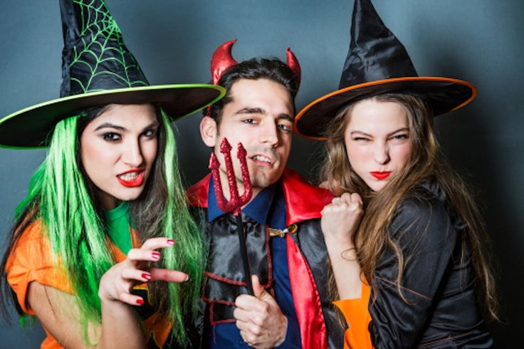 Take this quiz to find the perfect costume to match your personality!