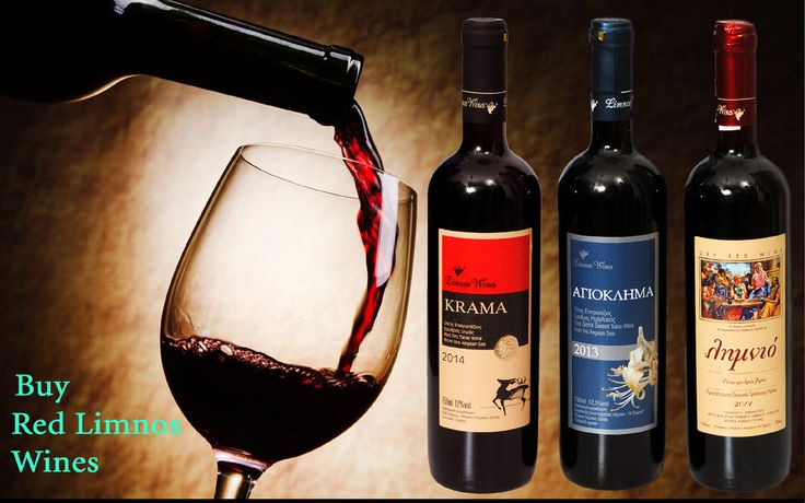 Discover the Famous Greek Limnos Wines.