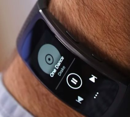 Samsung's new Samsung Gear Fit 2 has just about everything. Smartwatchbulletin.com look for in a fitness tracker. there's all day tracking heart rate gps for tracking pace and distance smart phone notifications and automatic exercise detection. there's even 4 Gb of space to store your favorites songs right on the [More...]