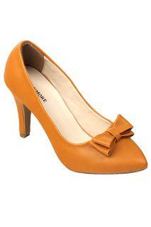 Jual sepatu wanita murah dan berkualitas: CLAYMORE Sepatu High Heels BB-702 Tan