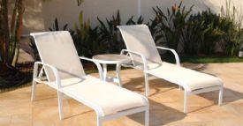 Espreguiçadeira para piscina - Classic de R$ 1.040,00 por R$ 728,00