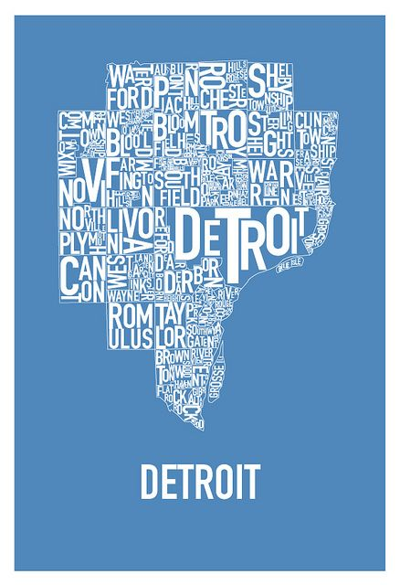 Our favorite Michigan place? The D!