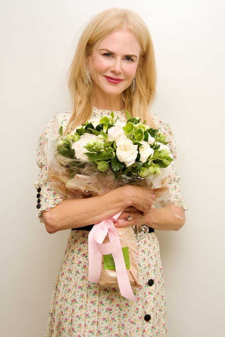 ニコール・キッドマンの50歳に、豪華女優陣がメッセージ♡