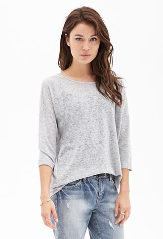 Loose-Knit Slouchy Sweater   FOREVER21 - 2000105190