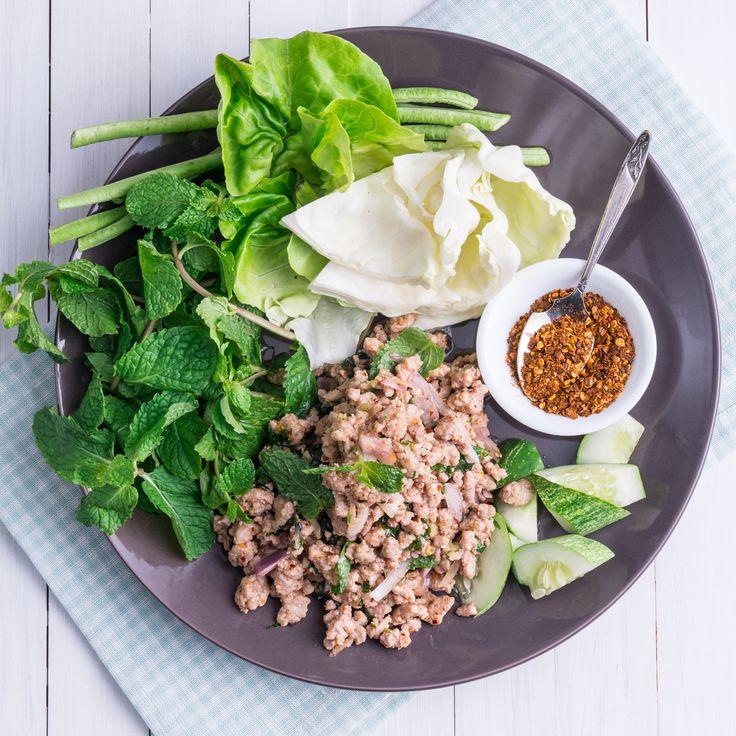 Thai Pork 'Laab' Salad