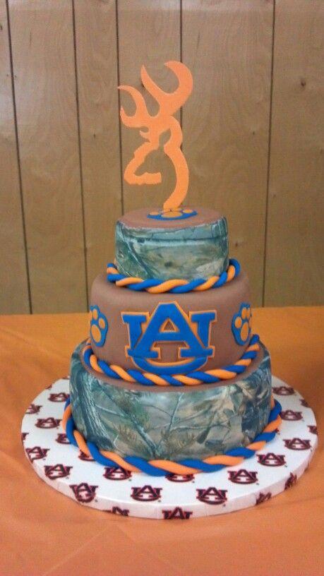 Auburn Cake