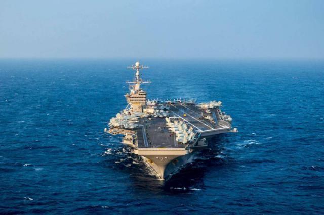 Chinese ship 'shadows' Bremerton-based USS Stennis in South China SeaQ13 FOX Seattle