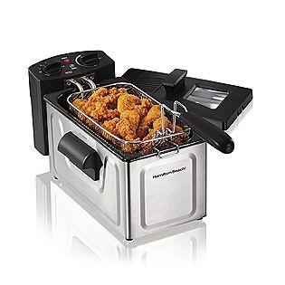 Hamilton Beach Hamilton Beach® 8 Cup Oil Capacity Deep Fryer - Appliances - Small Kitchen Appliances - Deep Fryers