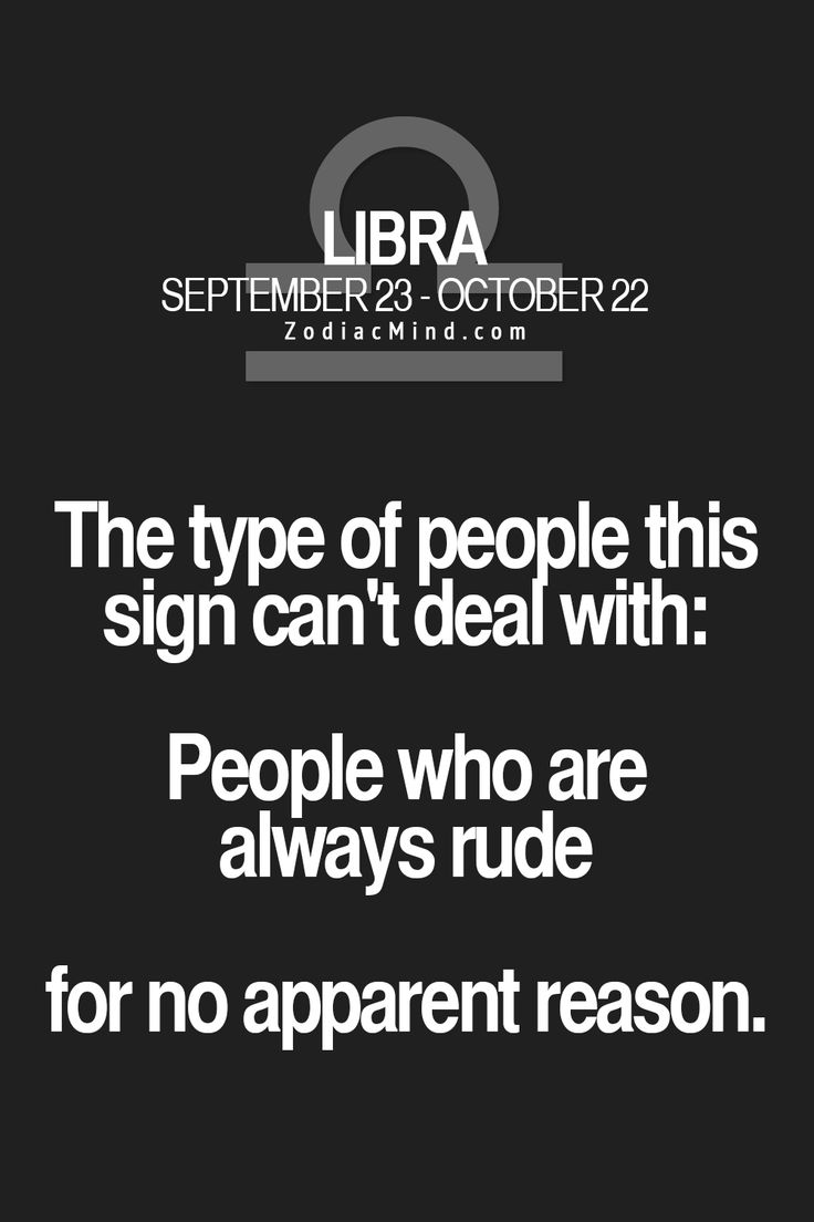 Find out what type of person your sign can't deal with here
