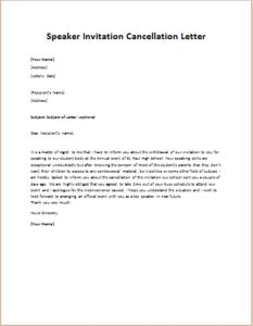 guest speaker invitation letter for presentations free generator application leave job uncategorized