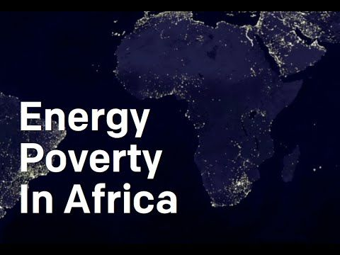 NEW VIDEO: Don't miss this super helpful explainer on energy poverty in #Africa