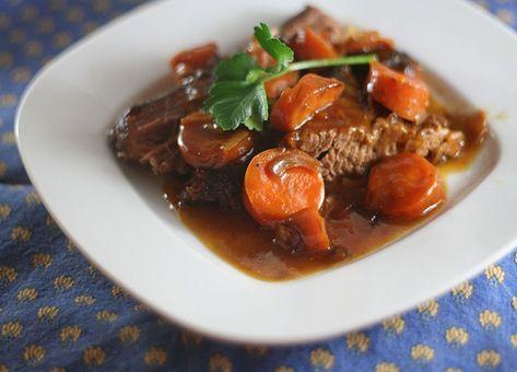 Pechuga de pavo rellena -Crock Pot- -