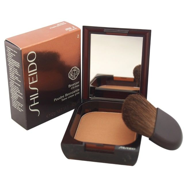 Shiseido Bronzer Oil-Free 2 Dark Fonce