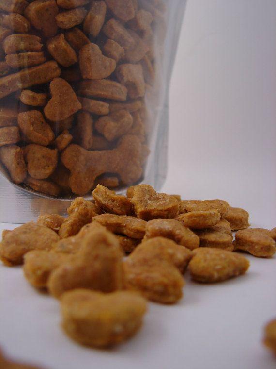 All Natural Cat TreatsPumpkin & Catnip by TrueTreatsPetBakery, $7.00