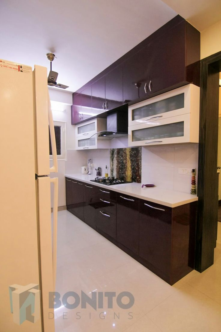 57 best L Shaped Modular kitchen Designs images on Pinterest | L ...