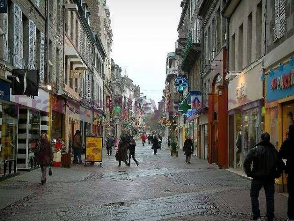 Saint Brieuc, France