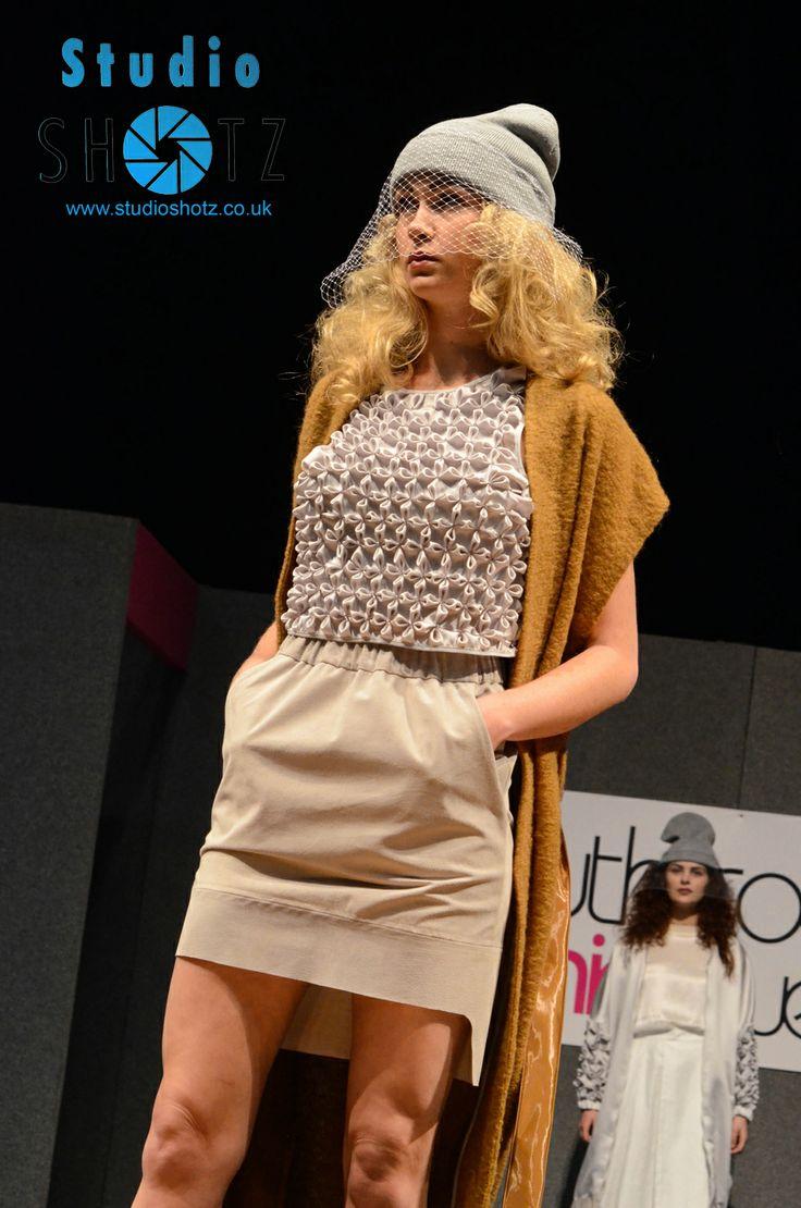 Arts University Fashion Grad Students Runway Show at South Coast Fashion Week