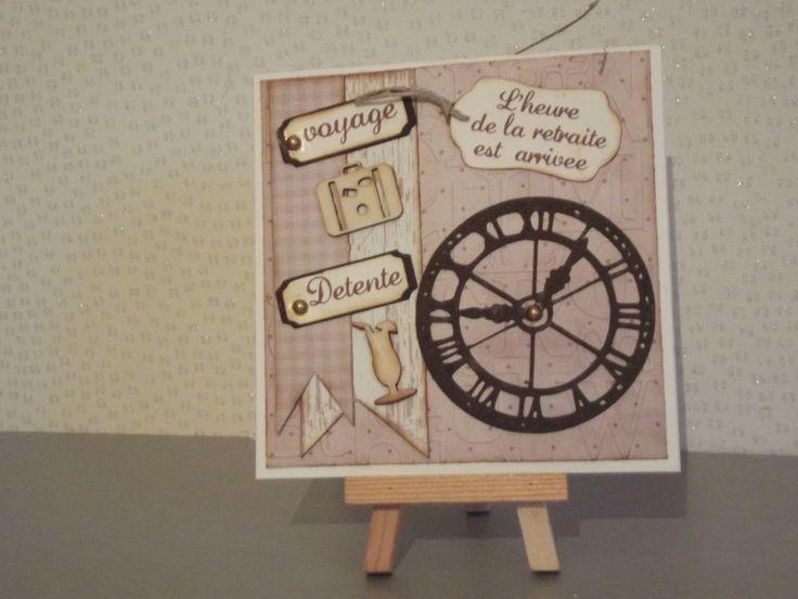 """Carte """"départ en retraite"""" invitation, à personnaliser selon votre envie : Cartes par coco-et-ses-creations"""