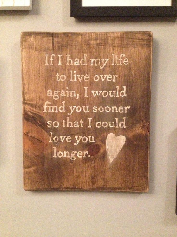 My Love Sign