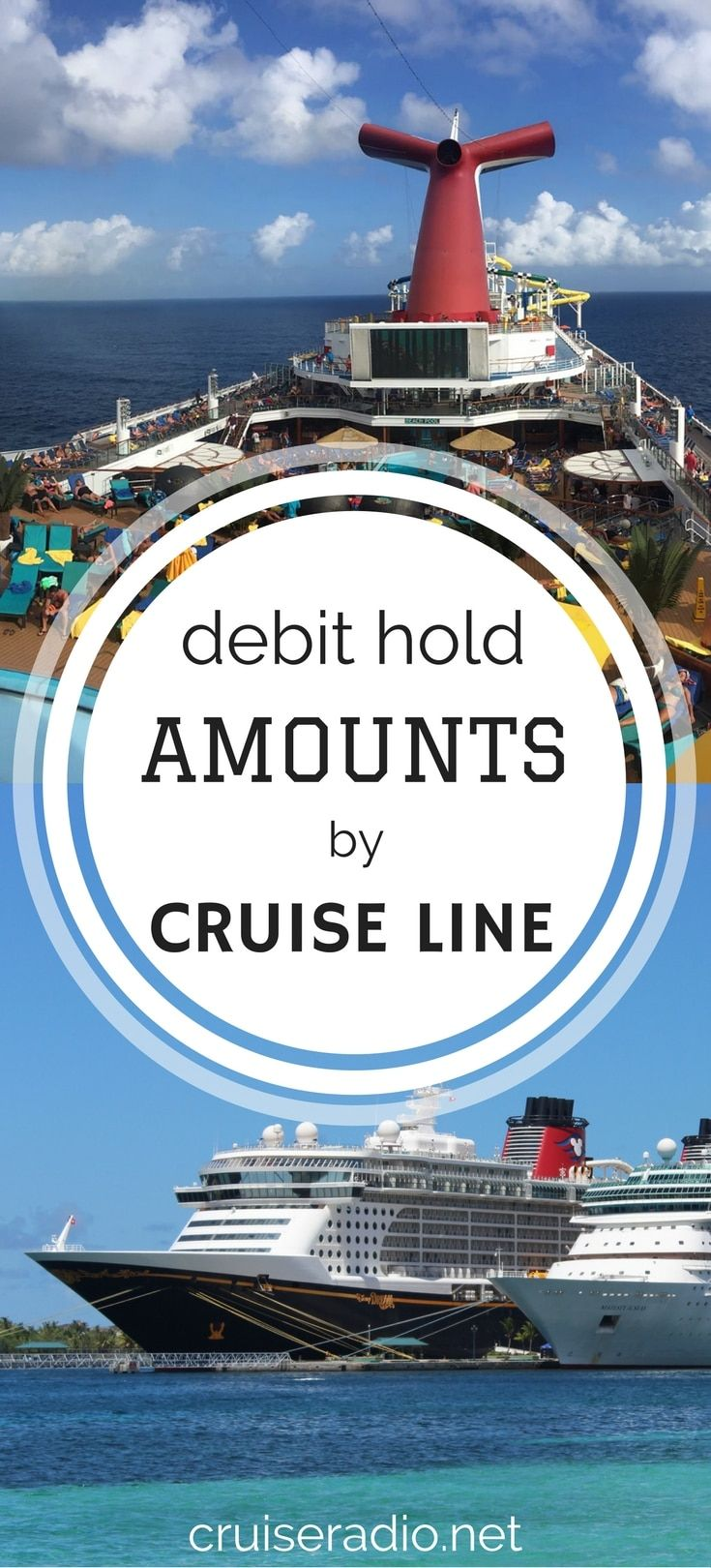 #debit #creditcard #cruise #traveltips #cruisetips #travel #vacation #ship