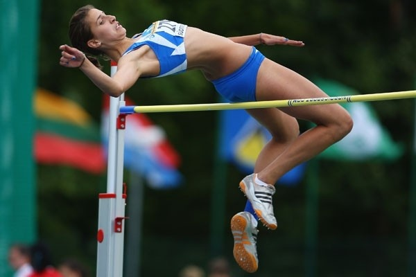In track and field I always did high jump and I enjoyed it