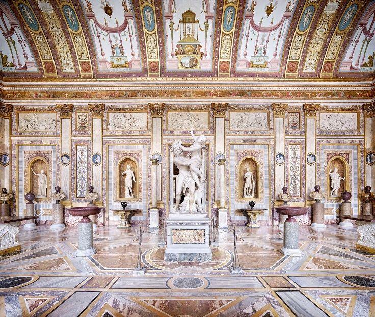 Galleria Broghese, Rome, Italy