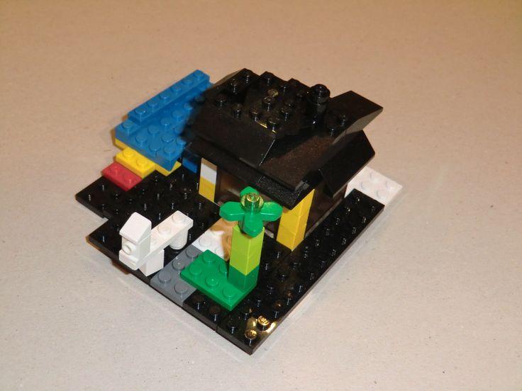 House.   Made by Dodo7789