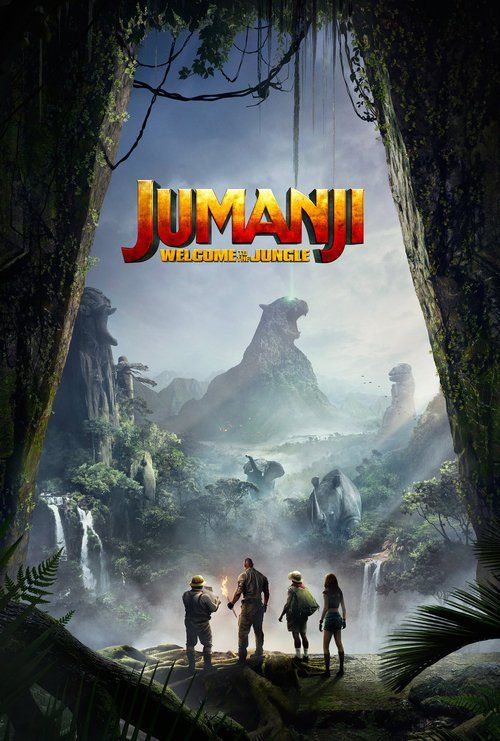 Watch Jumanji: Welcome to the Jungle Full Movie Streaming HD