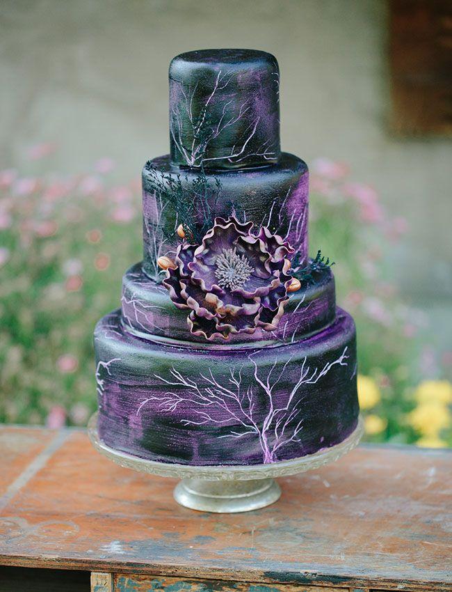 Maleficent Wedding Inspiration | Green Wedding Shoes Wedding Blog | Wedding Trends for Stylish + Creative Brides