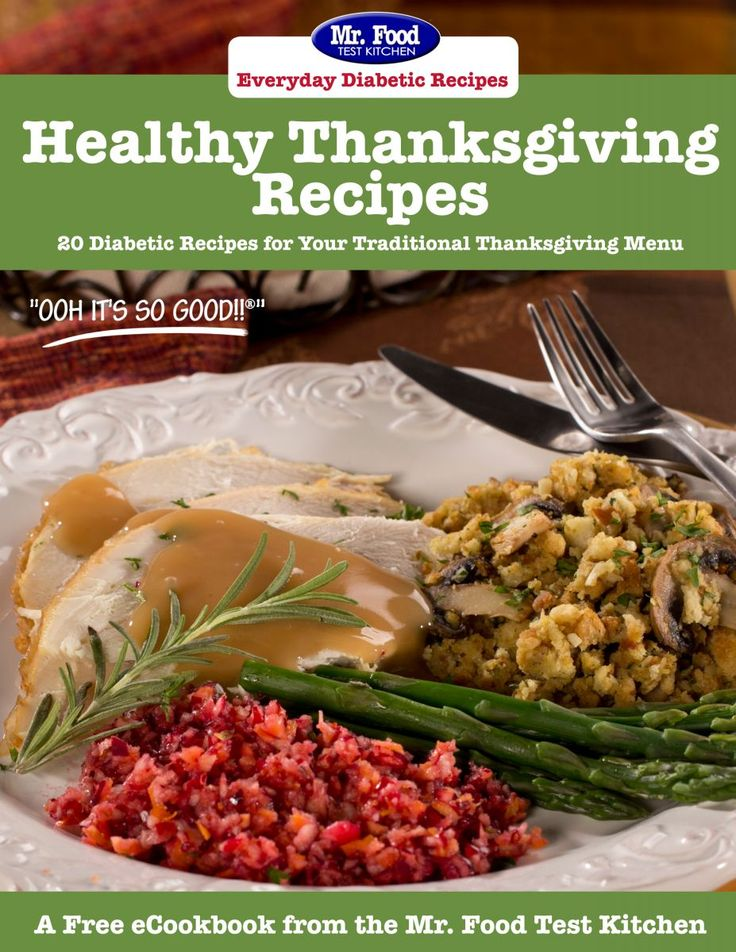 Easy thanksgiving diabetic recipes