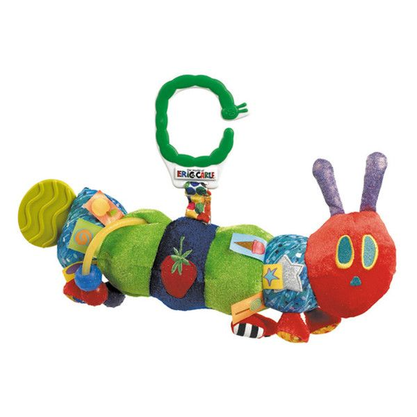 The Hungry Caterpillar Developmental Caterpillar is the perfect present for newborns upwards and works wonders as a gift on its own or when given together with