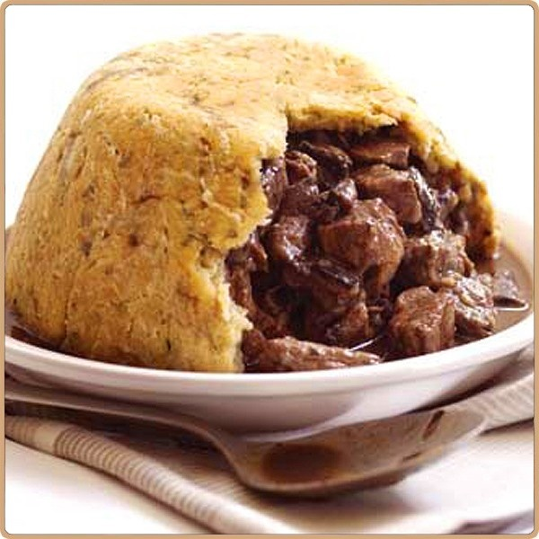 Old Fashioned Steak And Kidney Pudding Recipe
