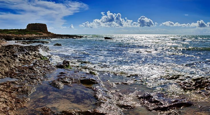 Spiaggia di Punta Braccetto - Beach of Punta Braccetto