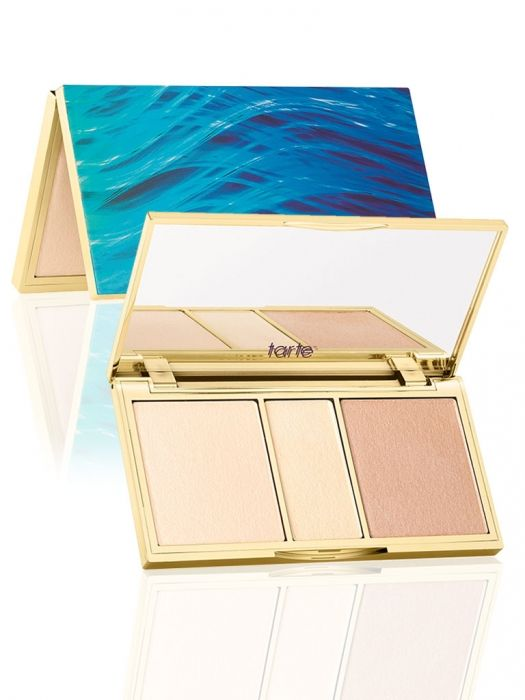 skin twinkle lighting palette from tarte cosmetics