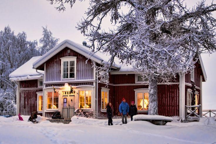 Lulea & Jopikgarden, Sweden