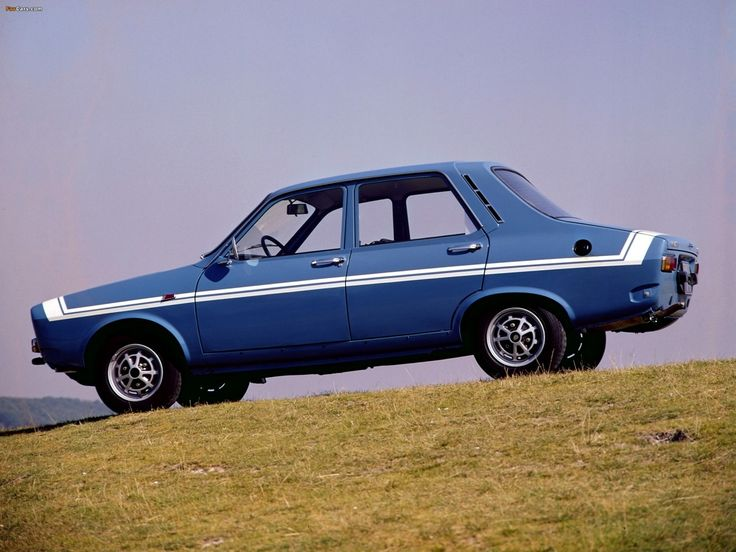 1970 Renault 12 Gordini