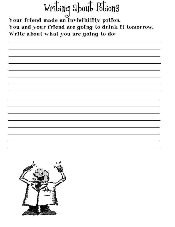 2nd Grade Writing Worksheets Best Coloring Pages For Kids Creative Writing Worksheets Handwriting Worksheets For Kids Writing Worksheets Free printable writing worksheets for 5