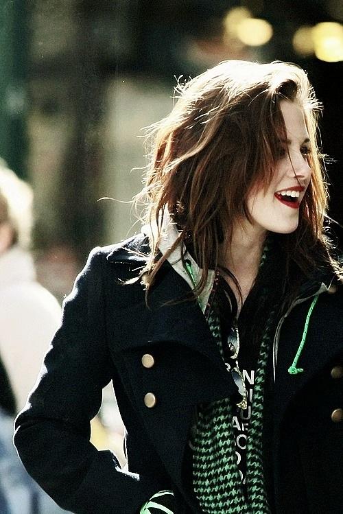 Kristen Stewart......<3