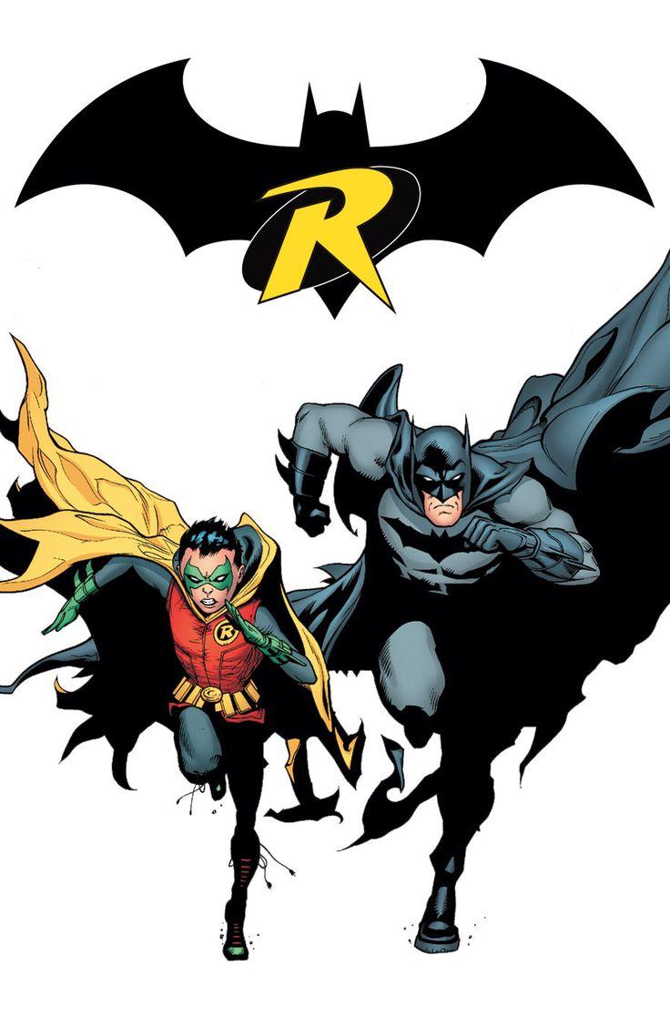 Batman & Robin #19//Patrick Gleason/G/ Comic Art Community GALLERY OF COMIC ART