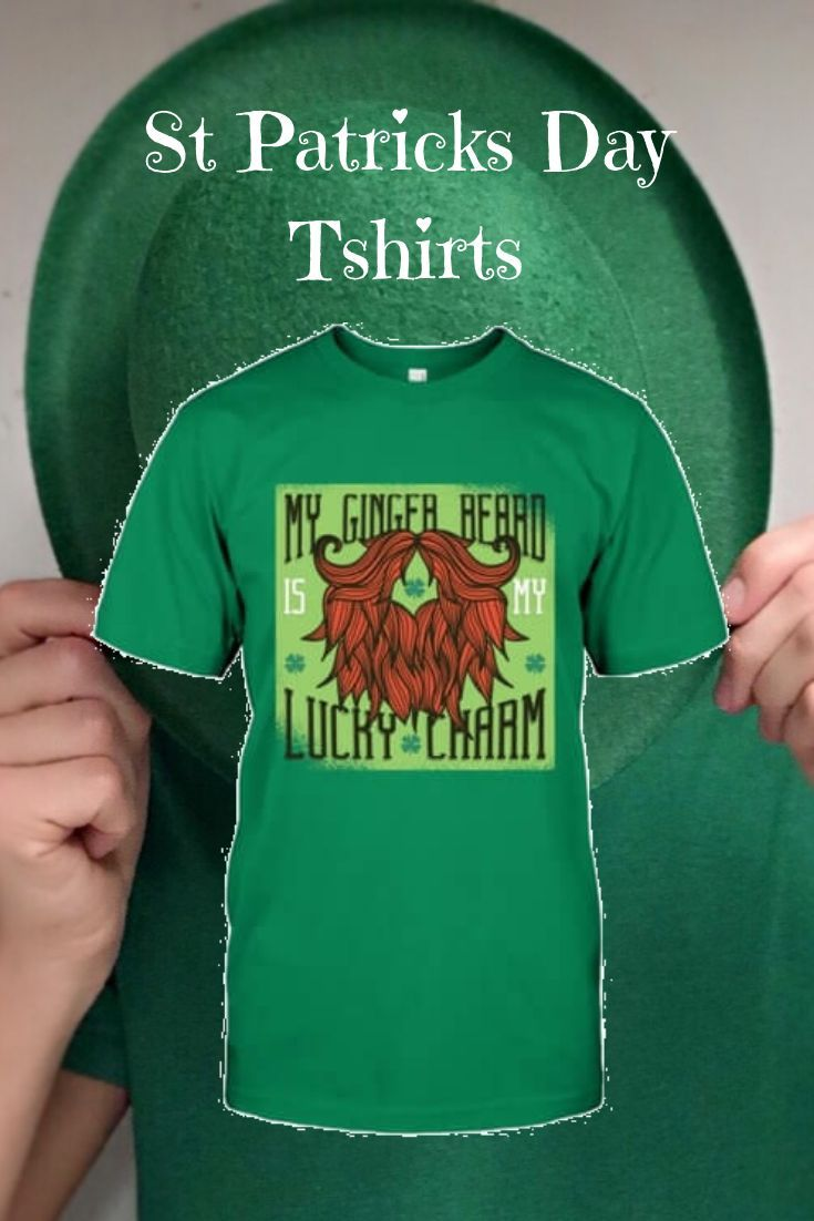 69bc6a473d5 I love St Patricks Day shirts like these! Get ready for the drinking and  shenanigans