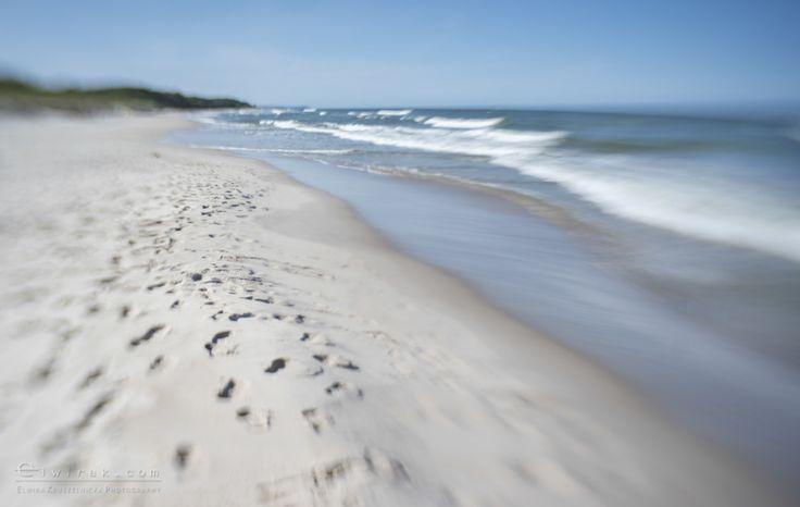 Baltic sea Poland, Jurata, Jastarnia, Hel, Jastrzębia Góra, sand, piasek, lensbaby, sealandscape, beach, Bałtyk, plaża, morze, nadmorskie, klimaty, morskie, krajobraz