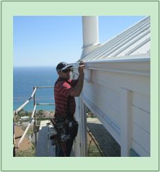 About Rain Gutters About Us Los Angeles Rain Gutters is an industry leading rain gutter installation and service firm located and serving the Los Angeles area. http://raingutterla.com/about/