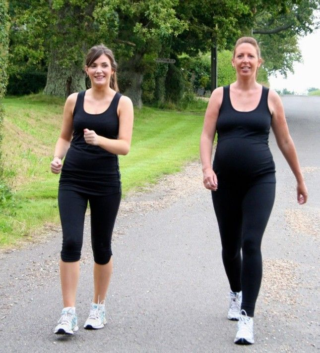8 Simple Pregnancy Workouts to Help Keep You Fit | Brit + Co