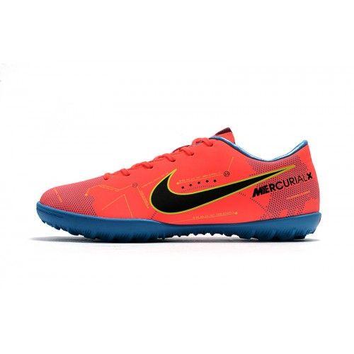 Nike Mercurial - Buy Nike MercurialX Victory VI TF Orange Red Blue Football  Shoes