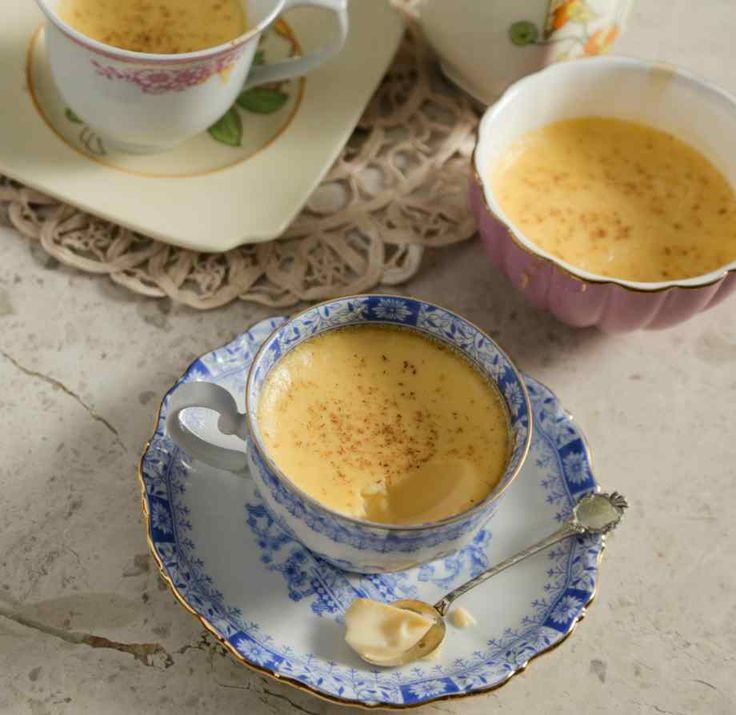 Episodes 1 and 2 Baked Custard