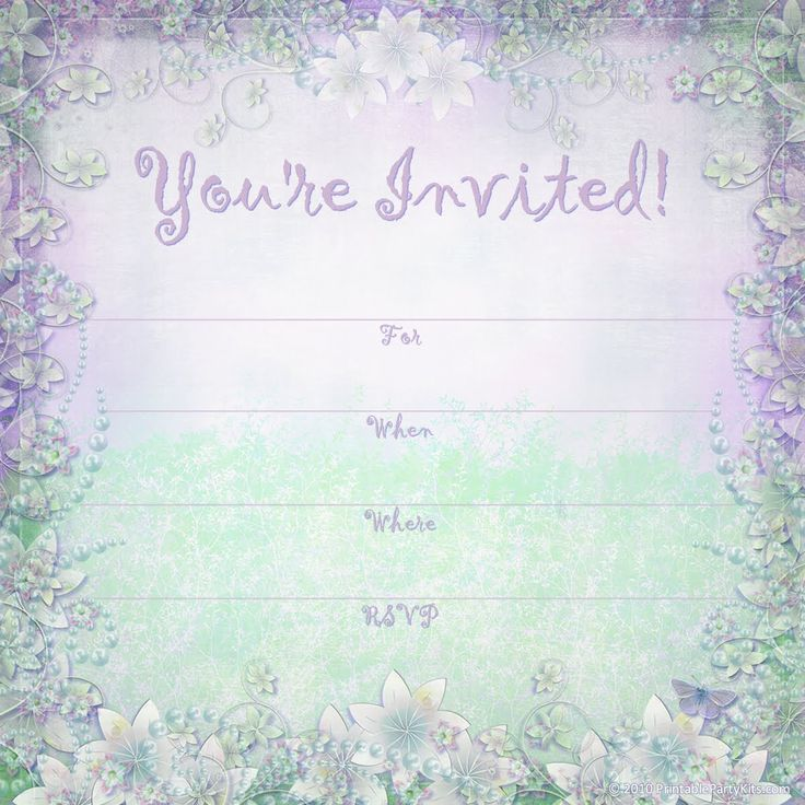 264 best Templates images on Pinterest Birthdays, Invitation - free dinner invitation templates