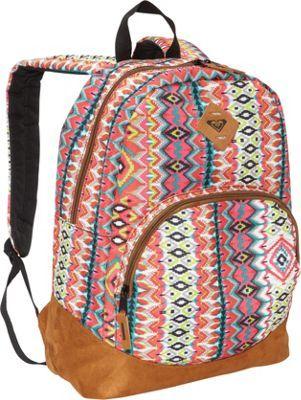 Roxy Fairness Backpack Fandango Pink - via eBags.com!