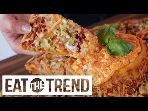 Pizza liefhebbers opgelet! Steel de show op feestjes en gelegenheden met deze over-de-top vulkaan pizza! - Zelfmaak ideetjes