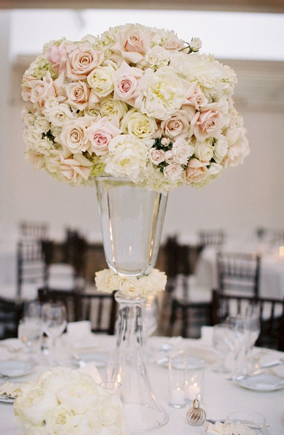 Picture-Perfect Ballroom Wedding Centerpiece Ideas | Table ...